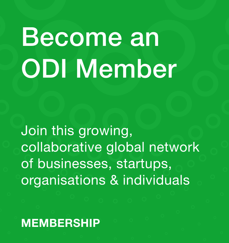 Become and ODI Member (summit 5)