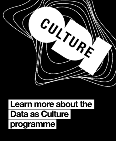 Data as Culture