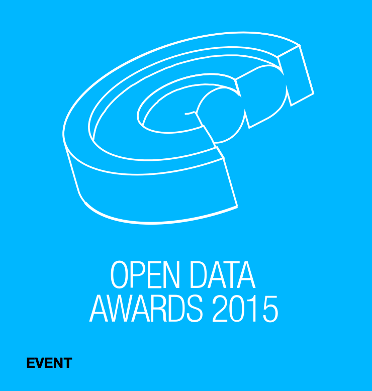 Open Data Awards 2015
