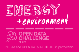 Energy & Enviroment: Open Data Challenge Series